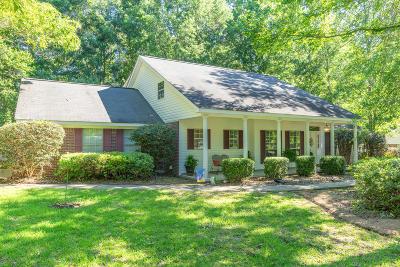 Hattiesburg Single Family Home For Sale: 26 Deerfield