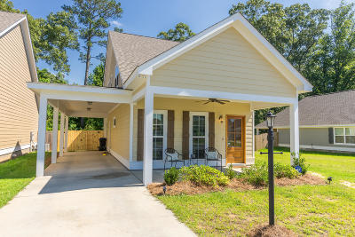 Hattiesburg MS Single Family Home For Sale: $152,500