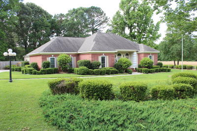 Hattiesburg MS Single Family Home For Sale: $229,900