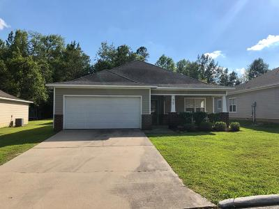 Hattiesburg MS Single Family Home For Sale: $144,500