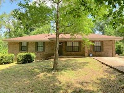 Hattiesburg Single Family Home For Sale: 62 Mims Rd.
