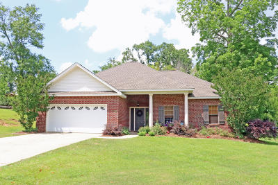 Petal Single Family Home For Sale: 25 Chandler Ln.