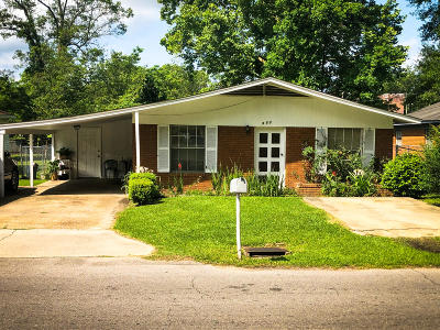 Hattiesburg Single Family Home For Sale: 307 E Florence
