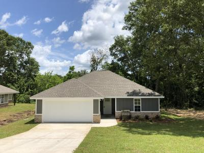 Purvis Single Family Home For Sale: 61 Logaras Cir.