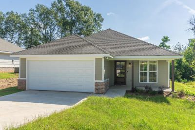 Purvis Single Family Home For Sale: 63 Logaras Cir.