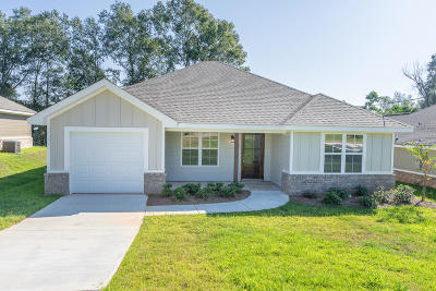 Purvis Single Family Home For Sale: 65 Logaras Cir.