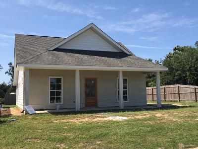 Hattiesburg MS Single Family Home For Sale: $159,000