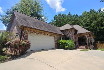Petal, Purvis Single Family Home For Sale: 36 Lamplighter Ln.