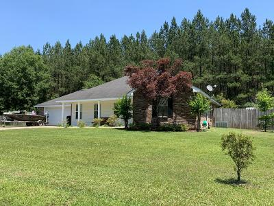 Seminary, Sumrall Single Family Home For Sale: 22 Southdown