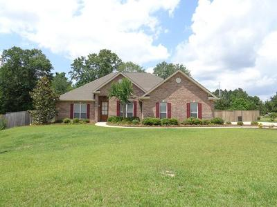 Hattiesburg Single Family Home For Sale: 51 Morrell