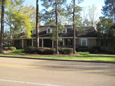 Hattiesburg Single Family Home For Sale: 95 Heatherwood Dr.