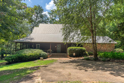 Hattiesburg MS Single Family Home For Sale: $318,000