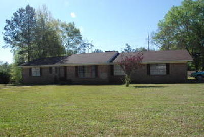 Hattiesburg MS Single Family Home For Sale: $199,900