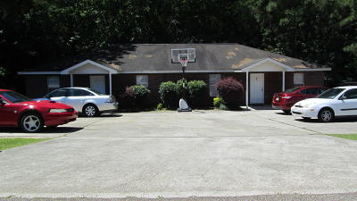 Purvis Multi Family Home For Sale: 76 N Windridge Ln.
