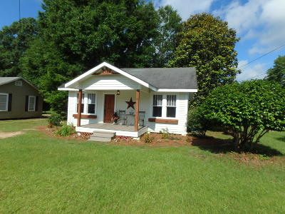 Petal Single Family Home For Sale: 302 S George