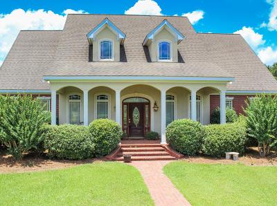 Columbia Single Family Home For Sale: 709 E Baylis Chapel Rd.