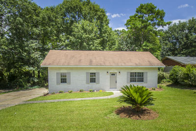 Hattiesburg Single Family Home For Sale: 4409 Bayview Dr.