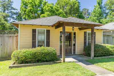 Hattiesburg MS Single Family Home For Sale: $86,900