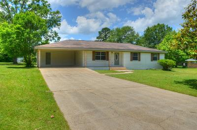 Petal Single Family Home For Sale: 65 Southgate