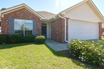 Hattiesburg Single Family Home For Sale: 17 Bridgefield Ct.