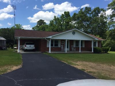 Columbia Single Family Home For Sale: 13 Lingle Rd.