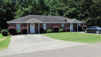 Purvis Multi Family Home For Sale: 78 N Windridge Ln.