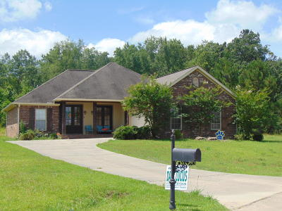 Sumrall Single Family Home For Sale: 21 W Spanish Oaks