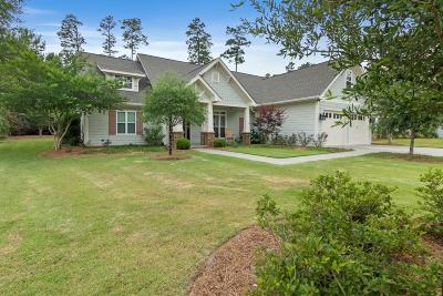 Hattiesburg Single Family Home For Sale: 15 N Founders Way