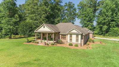 Sumrall Single Family Home For Sale: 361 Seminary-Sumrall Rd.