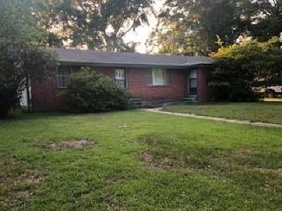 Petal Single Family Home For Sale: 106 Louise St.