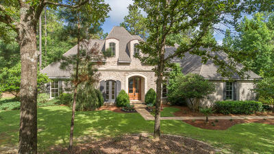 Hattiesburg Single Family Home For Sale: 27 Sandstone