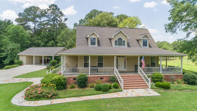 Hattiesburg Single Family Home For Sale: 34 Frye Rd.