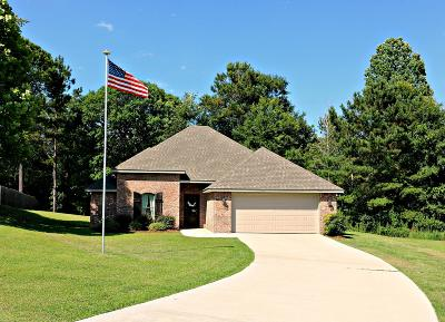 Hattiesburg Single Family Home For Sale: 24 Lariat Ln.