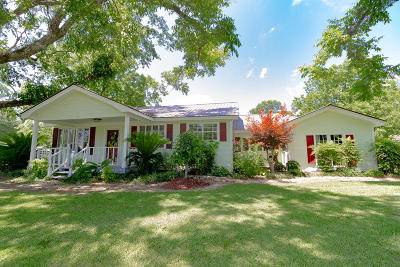 Petal, Purvis Single Family Home For Sale: 713 Ms-589