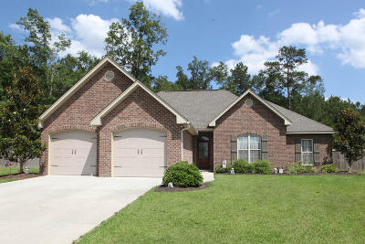 Seminary, Sumrall Single Family Home For Sale: 28 E Sycamore St.