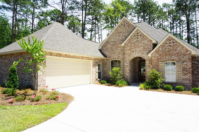 Hattiesburg Single Family Home For Sale: 19 Carlsbad