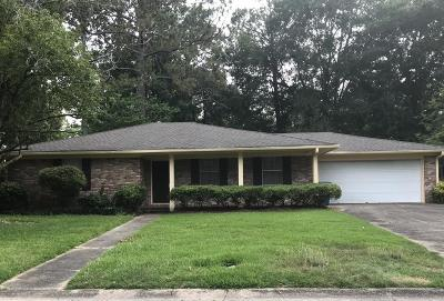 Hattiesburg Single Family Home For Sale: 308 Emerson Dr.
