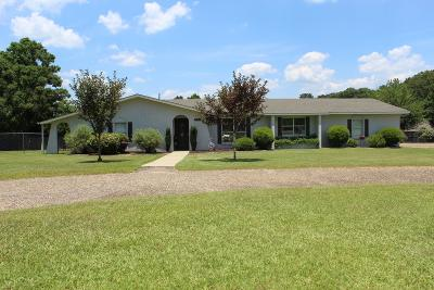 Hattiesburg Single Family Home For Sale: 2184 Old Hwy 24