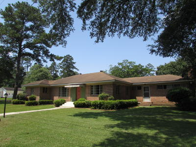 Columbia Single Family Home For Sale: 611 Keys Ave.