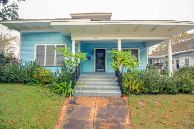 Hattiesburg Single Family Home For Sale: 705 W Pine St.