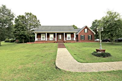 Seminary Single Family Home For Sale: 106 Bethel Church Rd.