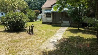 Hattiesburg Single Family Home For Sale: 914 W 6th St.