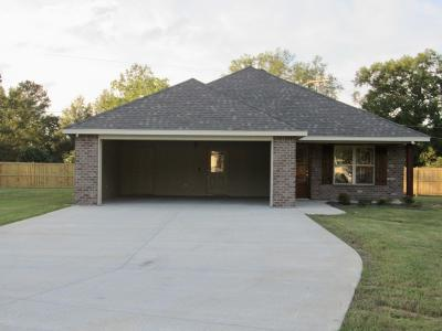 Petal Single Family Home For Sale: 10 Three Mile Ridge