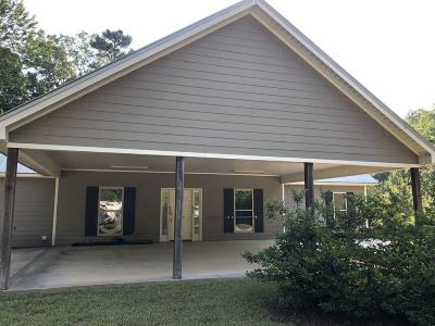 Sumrall Single Family Home For Sale: 1050 Old Hwy 24