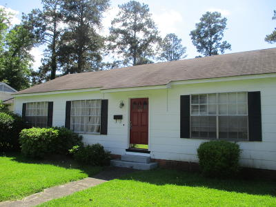 Hattiesburg Single Family Home For Sale: 309 S 16th Ave.