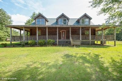 Hattiesburg Single Family Home For Sale: 88 Calvin Headley Rd.