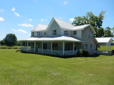 Seminary Single Family Home For Sale: 37 Aube Ln.