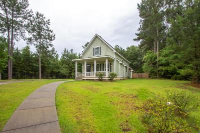 Single Family Home For Sale: 14 E Crossvine Ct.