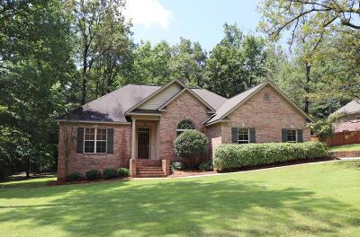Single Family Home For Sale: 10 Cimarron