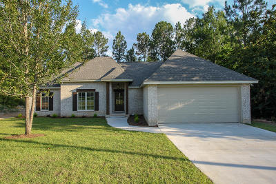 Petal Single Family Home For Sale: 55 Southfork Dr.